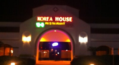 Photo of Asian Restaurant Korea House Restaurant at 1155 W State Road 434, Longwood, FL 32750, United States