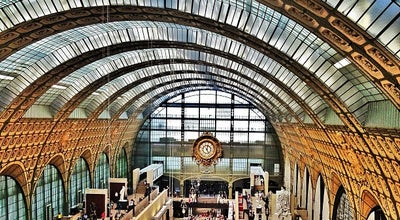 Photo of Tourist Attraction Musée d'Orsay at 1, Rue De La Légion D'honneur, Paris 75007, France