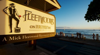 Photo of American Restaurant Fleetwood's on Front St. at 744 Front St, Lahaina, HI 96761, United States