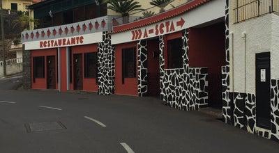 Photo of Modern European Restaurant A Seta at Estrada Do Livramento 80, Madeira 6160-206, Portugal