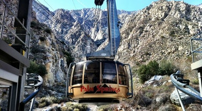 Photo of Cable Car Palm Springs Aerial Tramway at Tramway Rd., Palm Springs, CA 92262, United States
