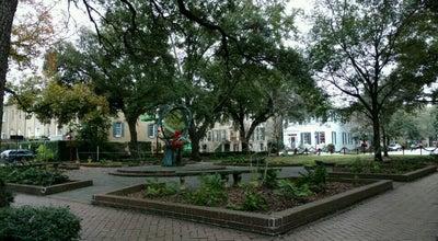 Photo of Park Troup Square at Troup Square, Savannah, GA 31401, United States