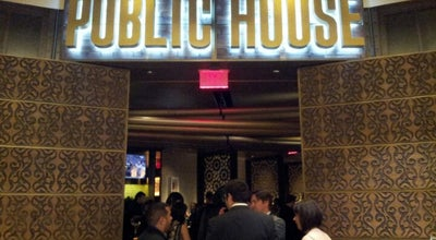 Photo of American Restaurant Public House at 3355 Las Vegas Blvd. South, Las Vegas, NV 89109, United States