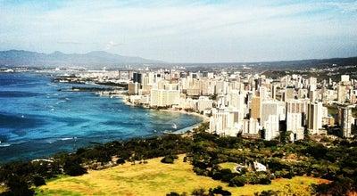 Photo of Trail Diamond Head Trail at Honolulu, HI 96816, United States