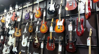 Photo of Music Store Guitar Center at 159 Massachusetts Ave, Boston, MA 02115, United States