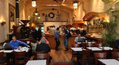Photo of New American Restaurant University Cafe at 271 University Ave, Palo Alto, CA 94301, United States