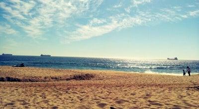 Photo of Beach Playa Los Marineros at Jorge Montt, Viña del Mar, Chile