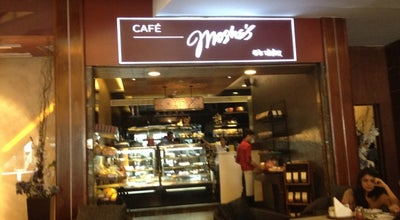 Photo of Mediterranean Restaurant Café Moshe's at Palladium, Mumbai, India