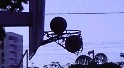Photo of Basketball Court Quadrinha at Brazil