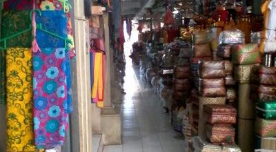 Photo of Arcade Pasar Klungkung at Bali, Indonesia