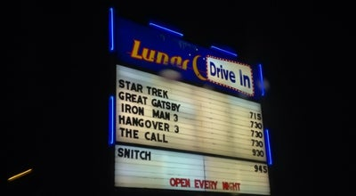 Photo of Movie Theater Lunar Drive-In Theatre at 115 South Gippsland Hwy, Dandenong, VI 3175, Australia