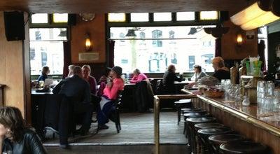 Photo of Modern European Restaurant Cafe Thijssen at Brouwersgracht 107, Amsterdam 1015 GD, Netherlands