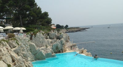 Photo of Hotel Hôtel du Cap Eden Roc at 10 Boulevard John F. Kennedy, Antibes 06160, France