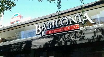 Photo of Bar Babilonia Gastronomia & Cia at Alameda Dom Pedro Ii, 541, Curitiba 80420-060, Brazil