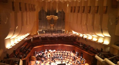 Photo of Theater Loise M. Davies Symphony Hall at 201 Van Ness Ave, San Francisco, CA 94102, United States