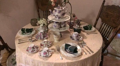 Photo of Restaurant Barbara's Victorian Tea House at 7491 Etiwanda Ave, Rancho Cucamonga, CA 91739, United States