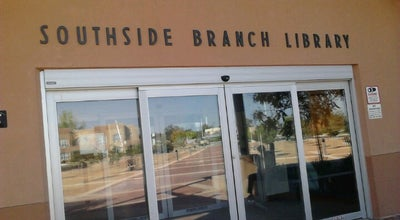 Photo of Library Southside Library at 6599 Jaguar Dr, Santa Fe, NM 87507, United States