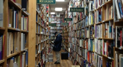 Photo of Tourist Attraction Russell Books at 734 Fort St, Victoria V8W 1H2, Canada