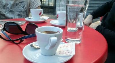 Photo of Cocktail Bar Red Caffe (kasapski krug) at Goce Delcev, Kumanovo, Macedonia