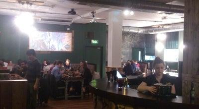 Photo of American Restaurant Annie's Burger Shack & Freehouse at 5 Broadway, Nottingham NG1 1PR, United Kingdom