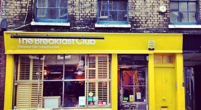 Photo of American Restaurant The Breakfast Club at 33 D'arblay Street, London W1F 8EU, United Kingdom