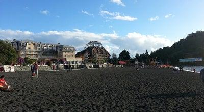 Photo of Beach Playa Grande at Paseo Costanera, Pucón, Chile