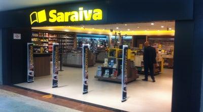 Photo of Bookstore Saraiva at Terminal 2, Asa D, Guarulhos 07190-100, Brazil