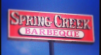 Photo of American Restaurant Spring Creek Barbeque at 1509 Airport Fwy, Bedford, TX 76021, United States