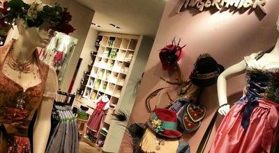 Photo of Boutique Angermaier Trachten- und Ledermoden at Rosental 10, München 80331, Germany