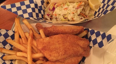 Photo of American Restaurant Tom's Fish and Chips at 240 N Hemlock St, Cannon Beach, OR 97110, United States