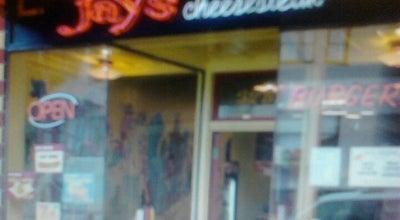 Photo of Steakhouse Jay's Cheesesteak & Burgers at 553 Divisadero St, San Francisco, CA 94117, United States