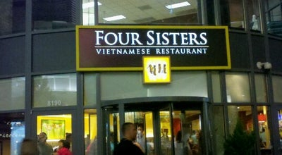 Photo of Asian Restaurant Four Sisters Restaurant at 8190 Strawberry Ln, Falls Church, VA 22042, United States