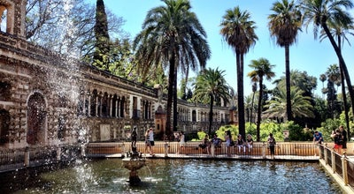 Photo of Botanical Garden Real Alcazar at Patio De Banderas, S/n., Seville 41004, Spain