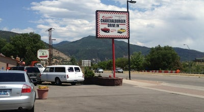 Photo of Burger Joint Vicco's Charcoalburger Drive-In at 51659 Highway 6, Glenwood Springs, CO 81601, United States