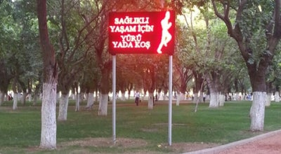Photo of Trail Kavaklık Koşu Yolu at Gaziantep, Turkey