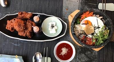 Photo of Restaurant Jinjuu at 中环兰桂坊德德己立街32号ug, Hong Kong, Hong Kong