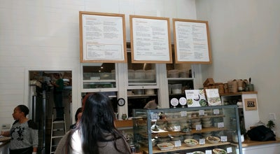 Photo of Cafe Seed + Salt at 2240 Chestnut St, San Francisco, CA 94123, United States