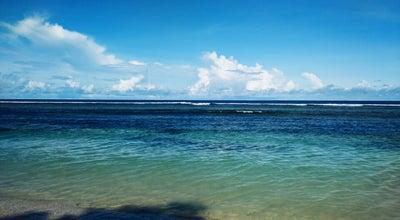 Photo of Beach Pantai Base G at Dok Ix, Jayapura, Indonesia