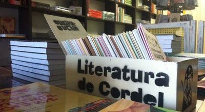 Photo of Bookstore Queima-Bucha at R. Jerônimo Rosado, 271, Mossoró 59610-020, Brazil