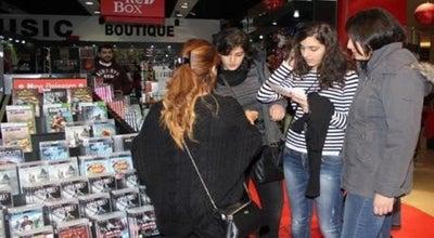 Photo of Record Shop Virgin Megastore at City Mall, Matn, Lebanon
