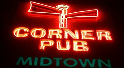 Photo of Bar Corner Pub Midtown at 2000 Broadway, Nashville, TN 37203, United States