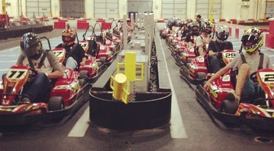 Photo of Tourist Attraction K1 Speed Ontario at 5350 East Ontario Mills Parkway, Ontario, CA 91764, United States