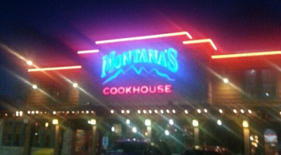 Photo of American Restaurant Montanas Cookhouse at 2890 Major Mackenzie Dr E, Markham, ON L6C 0G6, Canada