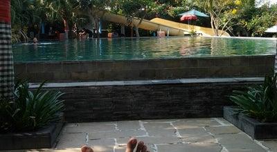 Photo of Water Park The Peak View Waterboom at Perum. Mvr, Kudus, Indonesia