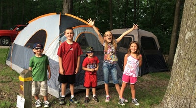 Photo of Campground Watkins Mill Campground at Greenville, MO, United States
