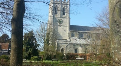 Photo of Church Christchurch Priory at 4 Quay Rd., Christchurch BH2 3 1, United Kingdom