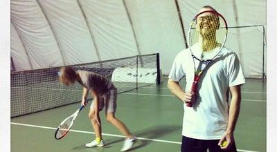 Photo of Tennis Court Теннисный корт Wilson стадион Труд at Russia