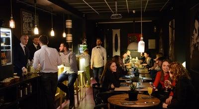 Photo of Eastern European Restaurant Makonis Cocktails & Design at Stabu Iela 42, Riga 1011, Latvia