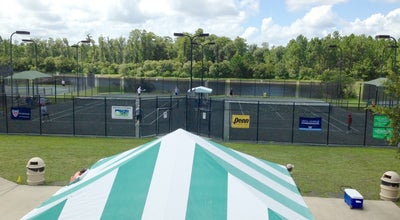 Photo of Athletics and Sports Florida Tennis Center at 1 Deuce Ct, Daytona Beach, FL 32124, United States