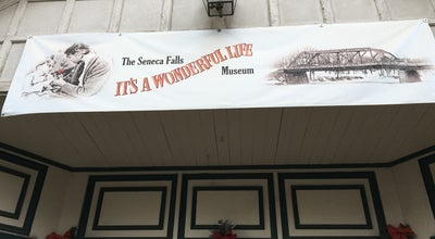 Photo of Tourist Attraction It's A Wonderful Life Museum at 32 Fall St, Seneca Falls, NY 13148, United States